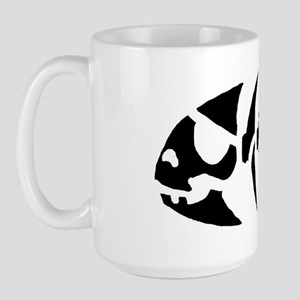 Pirate Fish Large Mug