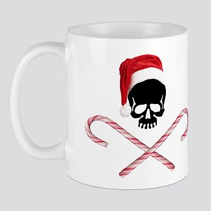 Pirate Christmas Mug