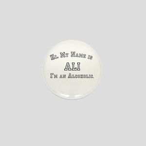 Ali Mini Button