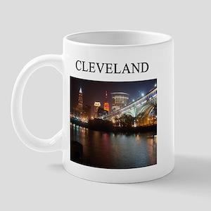cleveland gifts t-shirts pres Mug