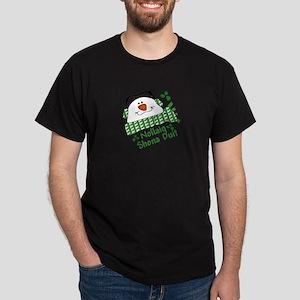 Nollaig Shona Duit Irish Chri Dark T-Shirt
