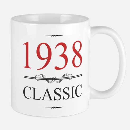 1938 Classic Birthday Mugs