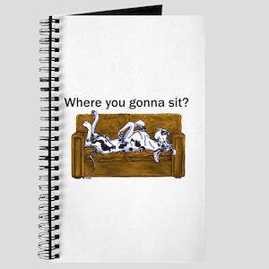 NH Where RU Gonna Sit? Journal