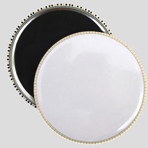 Pianom Keys Circle Magnets