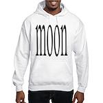 309B. MOON. . Hooded Sweatshirt