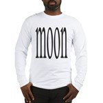 309B. MOON. .  Long Sleeve T-Shirt