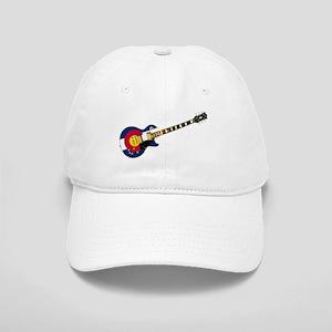 Colorado Flag Guitar Cap