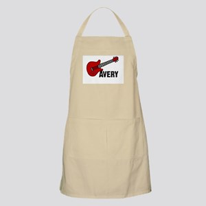Guitar - Avery BBQ Apron