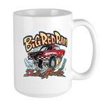 Big Red Ram Cartoon Mugs