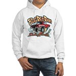 Big Red Ram Cartoon Sweatshirt