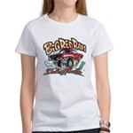 Big Red Ram Cartoon T-Shirt
