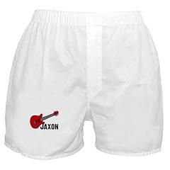 Guitar - Jaxon Boxer Shorts