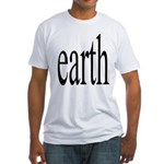 309.earth.. Fitted T-Shirt