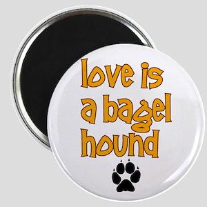Love is a Bagel Magnet