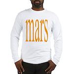 309.mars/ orange Long Sleeve T-Shirt