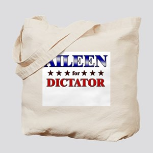 AILEEN for dictator Tote Bag