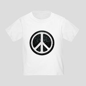 Original Vintage Peace Sign Toddler T-Shirt