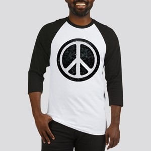 Original Vintage Peace Sign Baseball Jersey