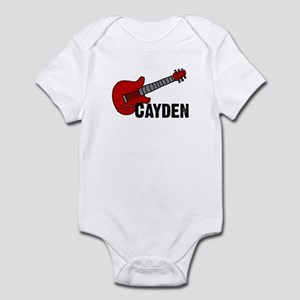 Guitar - Cayden Infant Bodysuit