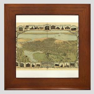 Oakland Framed Tile