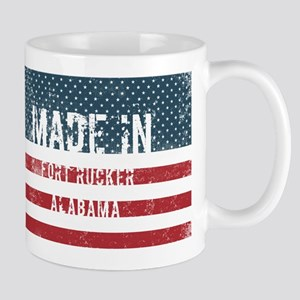 Made in Fort Rucker, Alabama Mugs