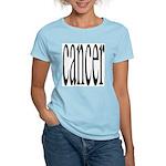 309.cancer Women's Pink T-Shirt