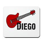 Guitar - Diego Mousepad
