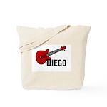 Guitar - Diego Tote Bag