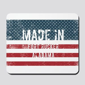 Made in Fort Rucker, Alabama Mousepad