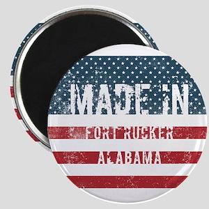 Made in Fort Rucker, Alabama Magnets