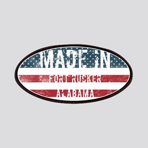 Made in Fort Rucker, Alabama Patch