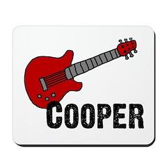 Guitar - Cooper Mousepad