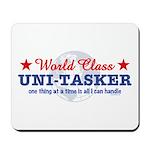 World Class Uni-Tasker Mousepad