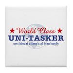 World Class Uni-Tasker Tile Coaster