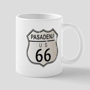Pasadena Route 66 Mugs