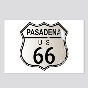 Pasadena Route 66 Postcards (Package of 8)
