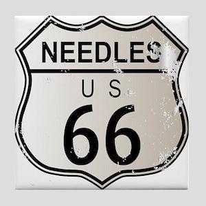 Needles Route 66 Tile Coaster