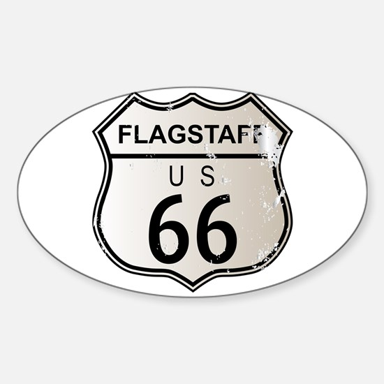Flagstaff Route 66 Decal