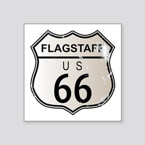 Flagstaff Route 66 Sticker