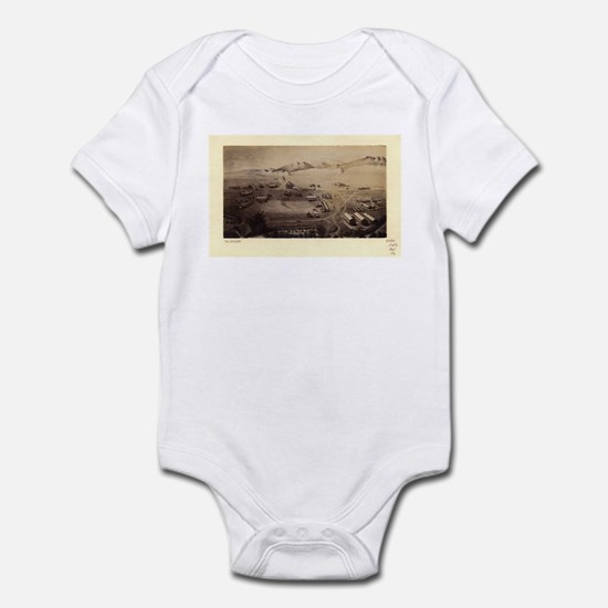 Fort Collins Infant Bodysuit