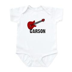 Guitar - Carson Infant Bodysuit