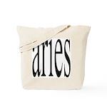 309. aries. .  Tote Bag