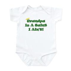 Funny Grandma Infant Bodysuit