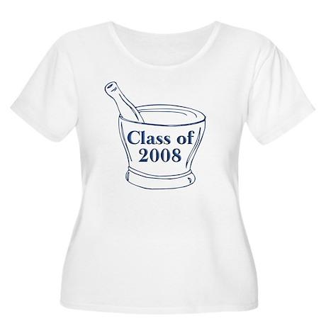 Pharmacy Graduation 2008 Women's Plus Size Scoop N