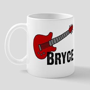 Guitar - Bryce Mug