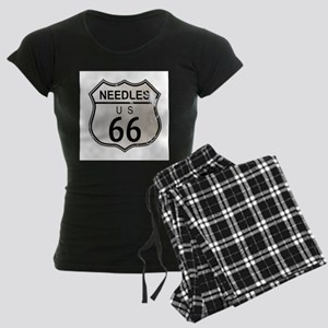 Needles Route 66 Women's Dark Pajamas