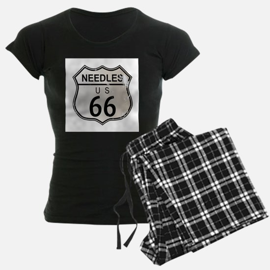 Needles Route 66 Pajamas
