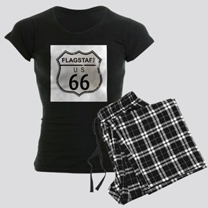 Flagstaff Route 66 Women's Dark Pajamas