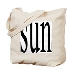 309.SUN Tote Bag