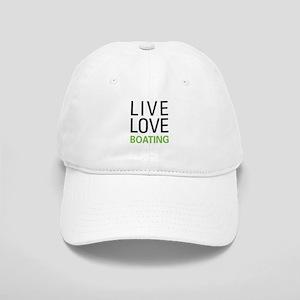 Live Love Boating Cap